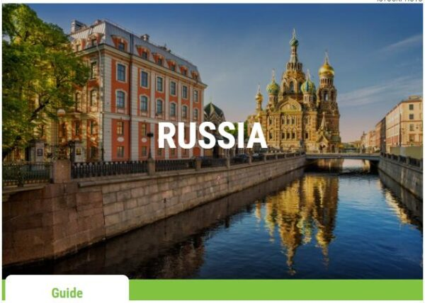 Huge Russia fascinates tourists