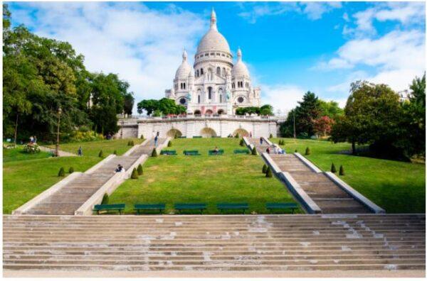 The Sacré-Coeur Basilica